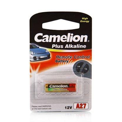 تصویر باتری ریموت کنترل Camelion A27