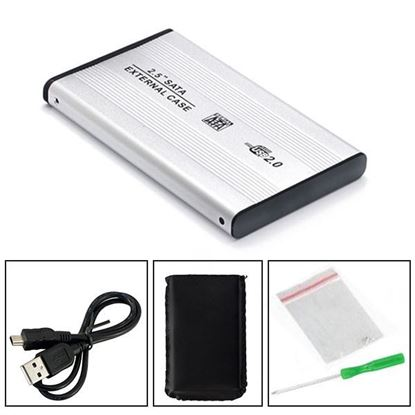 تصویر باکس USB2.0 هارد 3.5  اینچی