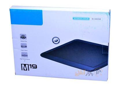 تصویر فن خنک کننده لپ تاپ M19