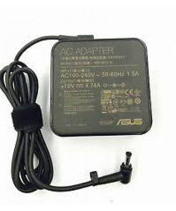 تصویر شارژر لپ تاپ Asus 19V 4.74A اورجینال مربعی