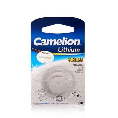 تصویر 10 عدد باتری سکه ای Camelion Lithium 2025