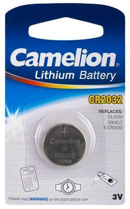 تصویر 10 عدد باتری سکه ای Camelion Lithium 2032