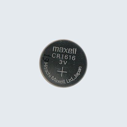 تصویر باتری سکه ای لیتیوم Maxell 1616