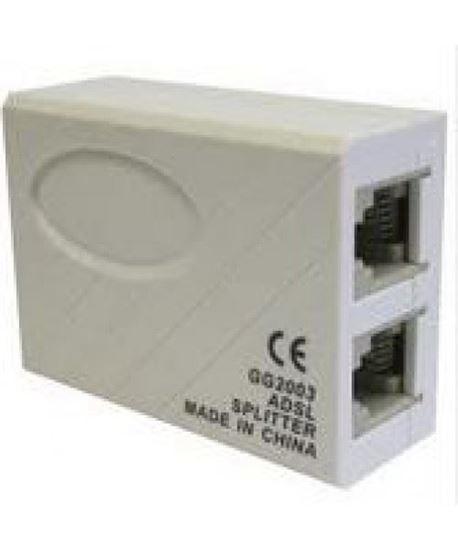 تصویر 10 عدد اسپلیتر مودم ADSL
