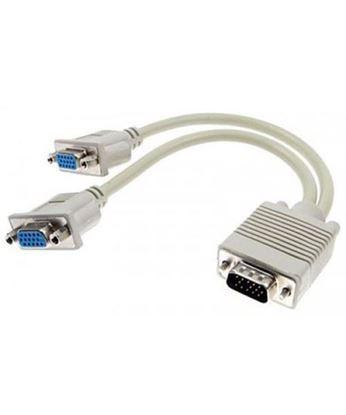 تصویر کابل 1 به 2 VGA Pnet