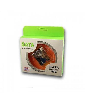 تصویر تبدیل Sata به IDE سوئیچ دار