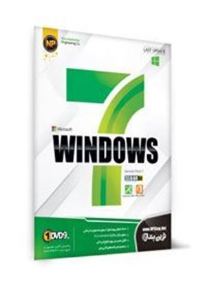 تصویر windows 7 32&64 bit + officeنوین پندار