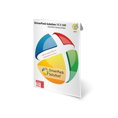 تصویر DriverPack Solution 17.7.101 + DriverPack Solution Online گردو