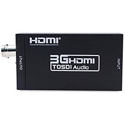 تصویر  تبدیل SDI  To  HDMI  Pnet
