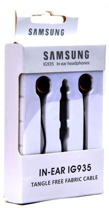 تصویر هندزفری Samsung IN-EAR IG935