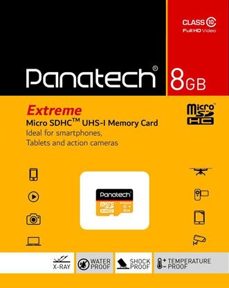 تصویر Micro SD Panatech 32G C10 U1