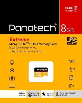 تصویر Micro SD Panatech 16G C10 U1