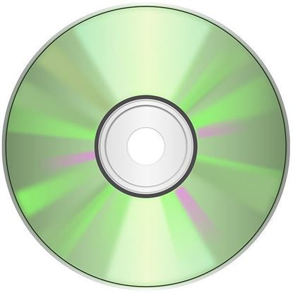 تصویر 50 عدد CD Lotus رنگی پک دار