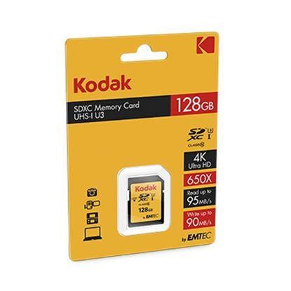 تصویر مموری SD Kodak SDHC UHS-I 8G Class10