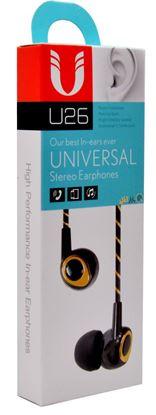 تصویر هندزفری  Universal U26