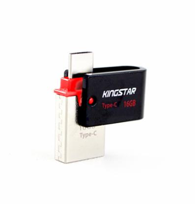 تصویر فلش مموری  Kingstar  C40 Type C  32GB OTG