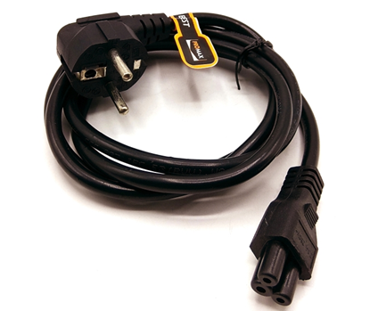 تصویر کابل برق 3 پر لپ تاپ  Promax
