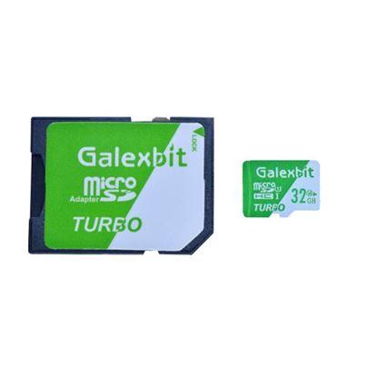 تصویر رم میکرو Galexbit  16G 70M/B class10   UHS-1 با آداپتور