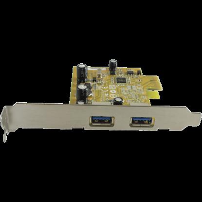 تصویر کارت 2 پورت WIPRO PCI Express USB3.0