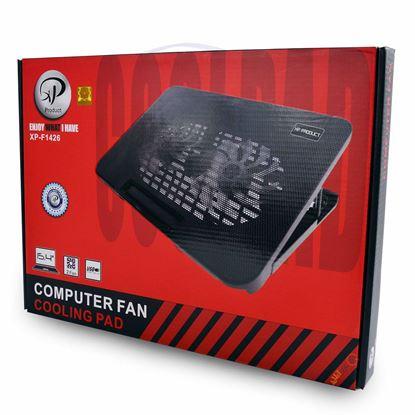 تصویر فن خنک کننده لپ تاپ  XP-F1426