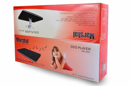 تصویر  Dvd Player Marshal ME-5051