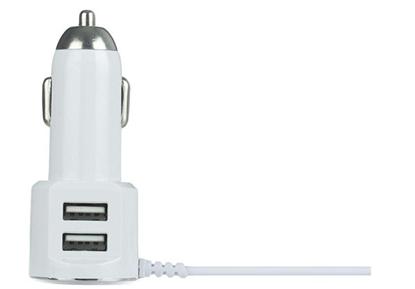 تصویر شارژر فندکی  به همراه کابل  TSCO TCG29 Micro Usb