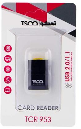 تصویر ریدر تک کاره TSCO TCR953