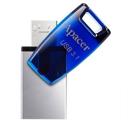 تصویر فلش مموری Apacer 179 OTG  USB3.1  64G
