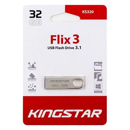تصویر فلش مموری  Kingstar KS320 USB3.1 64GB