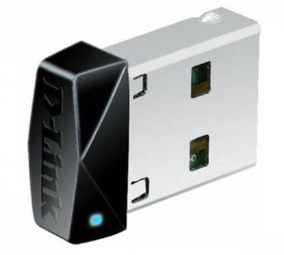 تصویر کارت شبکه USB و بیسیم دی-لینک DWA-121