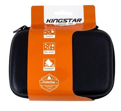 تصویر کیف هارد اکسترنال Kingstar  110L Pro مناسب هاردهای بزرگ