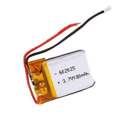 تصویر 5 عدد باتری لحیمی  هدست  Nia 180Mah