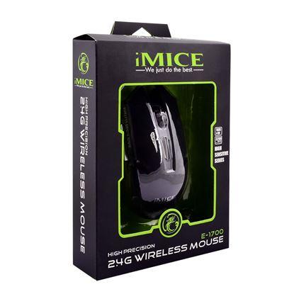 تصویر ماوس وایرلس 6 دکمه  iMice  E-1700
