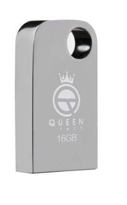 تصویر فلش مموری  Queen Tech  Cell   16GB