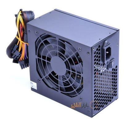 تصویر پاور Red 230W فن بزرگ