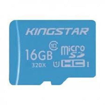 تصویر MicroSD Kingstar UHS1 32G Class10 بدون بسته بندی