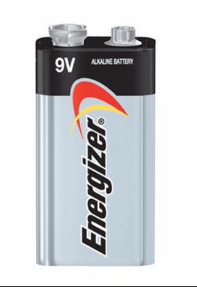 تصویر باتری کتابی آلکالاین مکس Energizer