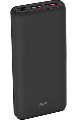 تصویر پاور بانک فست Silicon Power C20QC 20000mah