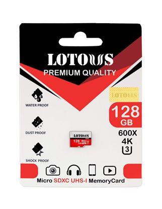 تصویر مموری Lotous 600X 128GB