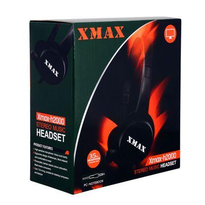 تصویر هدست Xmax H2000