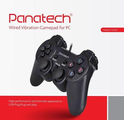 تصویر گیم پد تک شک Panatech P-G506