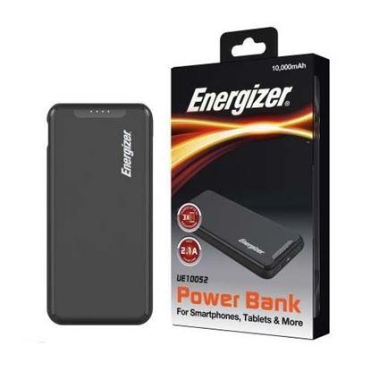 تصویر پاور بانک  Energizer UE10052  10000mah