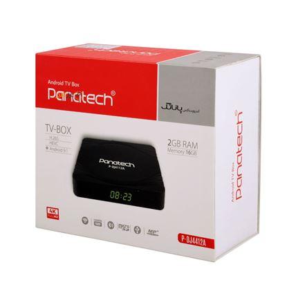 تصویر اندروید باکس Panatech مدل P-DJ4112A