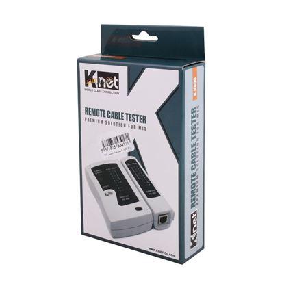 تصویر تستر شبکه دیجیتال K-net مدل U800
