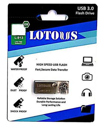 تصویر فلش مموری Lotous USB3.0  64GB مدل L813