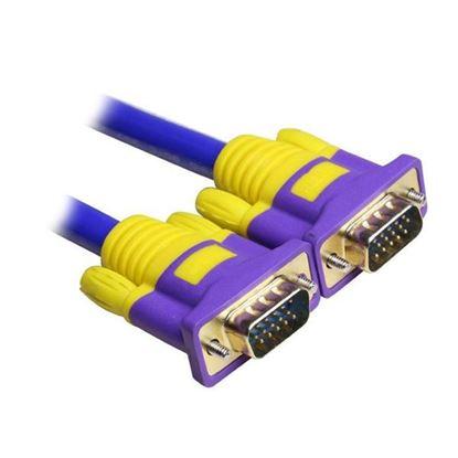 تصویر کابل   وی جی ای رویال 25متری Cable Vga Royal
